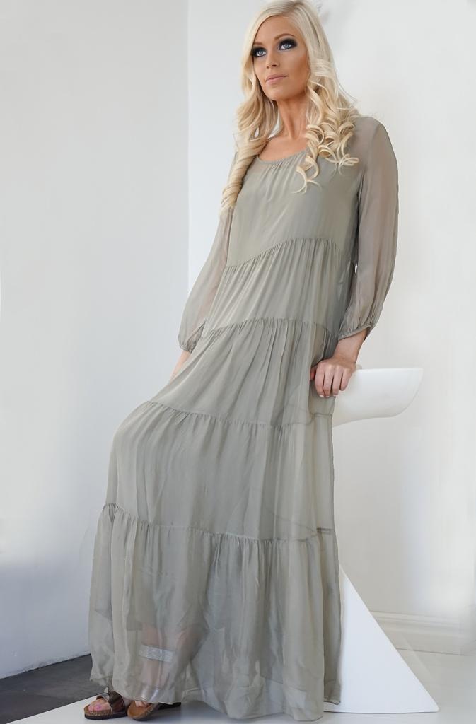 AJLAJK - Långklänning - Plain Vanilla AB b6bd13e3ab1a6
