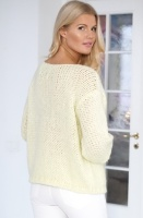 DAWN DARE - Elvin Handknitted Top