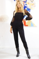 FRENCH CONNECTION - Paulette jersey Jumpsuit