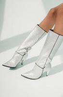 HENRY KOLE - Rose Glitter Boots