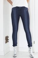 NAIM JOSEFI- Lazer Jeans Skinny Dark