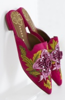 PEDRO MIRALES - Flower SlipIN Broderad