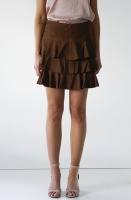 PLUS FINE - Kinou Skirt Suede