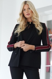 FIVE UNITS - Kylie Blazer - Black Lana