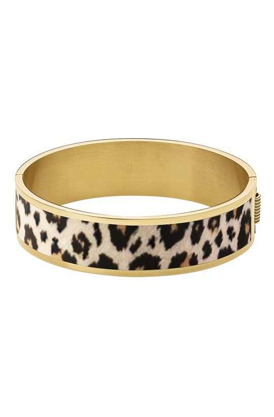 DYRBERG KERN - Christea Bracelet Leopard