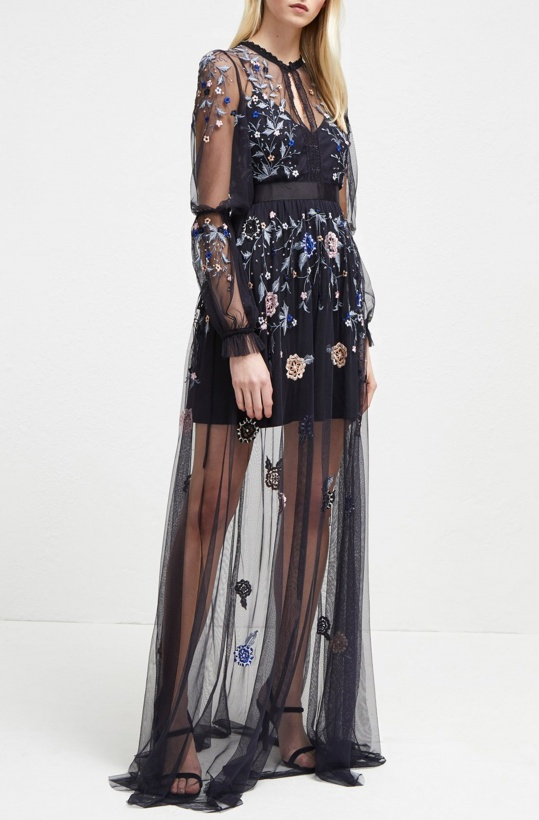 FRENCH CONNECTION - Caspia Dress