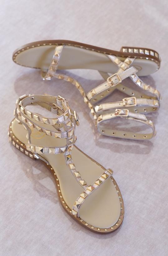 ASH - Pioson Sandal Gold