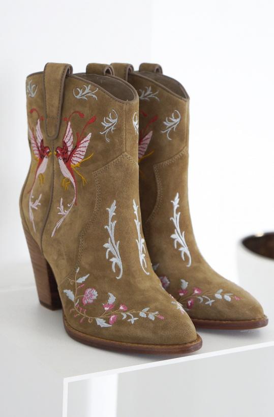 ASH - Jenny Boot Birds