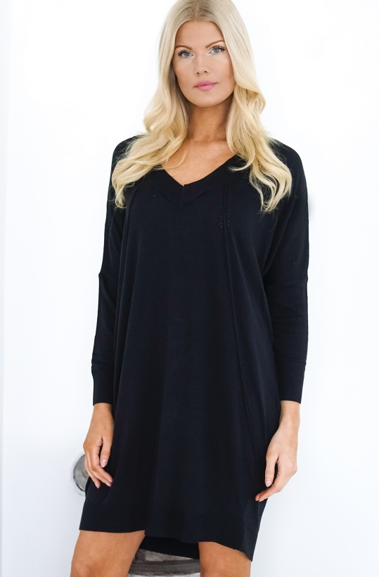 ALIX THE LABEL - Oversize Vneck Pullover