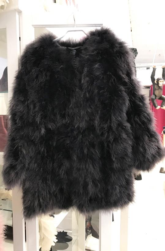 KOPENHAGEN BY ANDERSEN - Feather Jacket