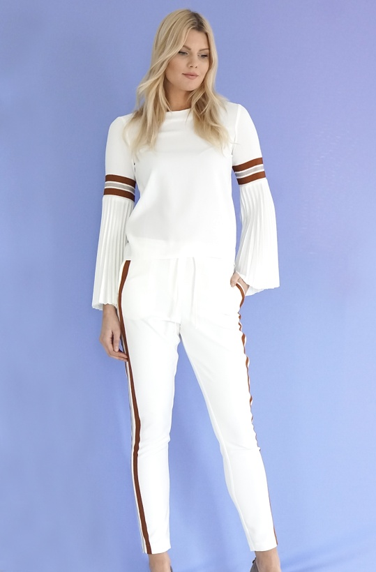 BIRGITTE HERSKIND - Mercer Pants White