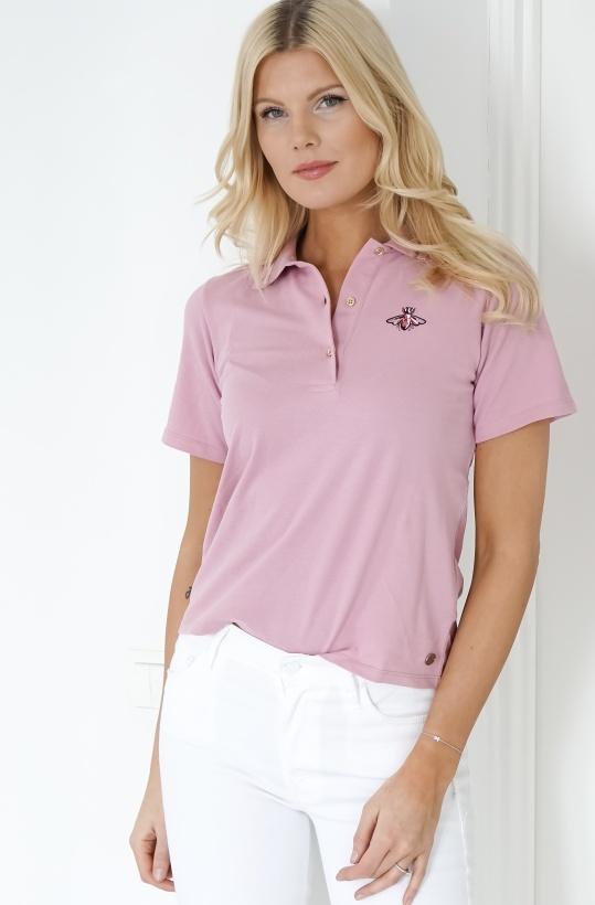 BIRGITTE HERSKIND - Polo Shirt Pink