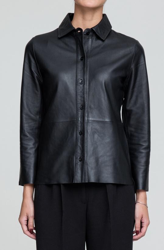 PRIMEBOOTS - Beatrix Leather Top