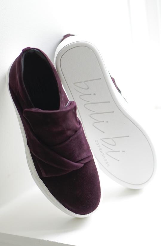 BILLI BI - Slip In Sneaker med Knut