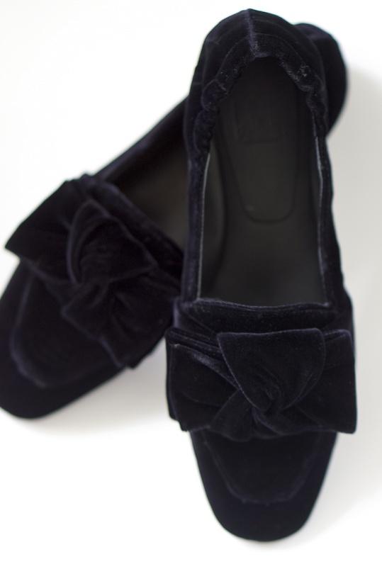 BILLI BI - Sammets Loafer