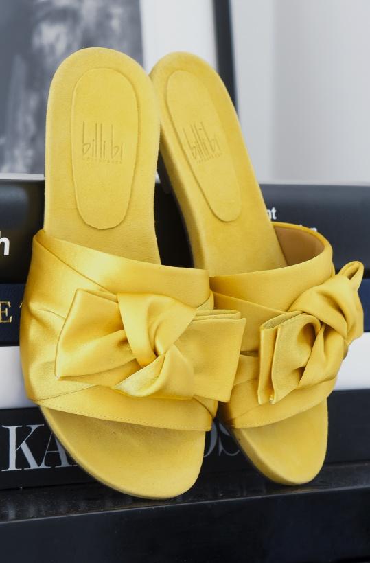 BILLI BI - Sunflower Yellow Slip Ins