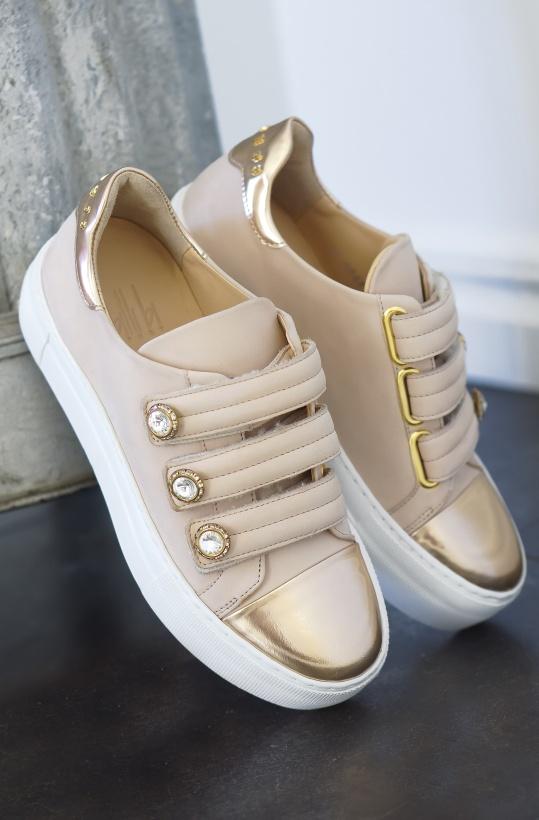 BILLI BI -  Pearl/Kristall Rose Shoe (mars 18)