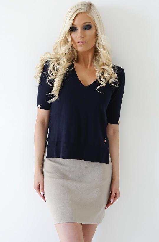 BUSNEL - ISA Short Sleeve Top