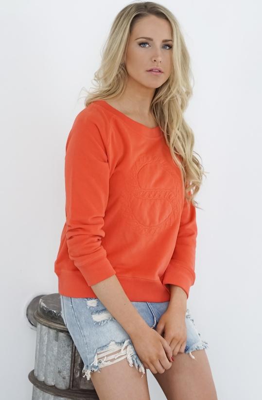 BUSNEL - Rochelles Logo Sweatshirt