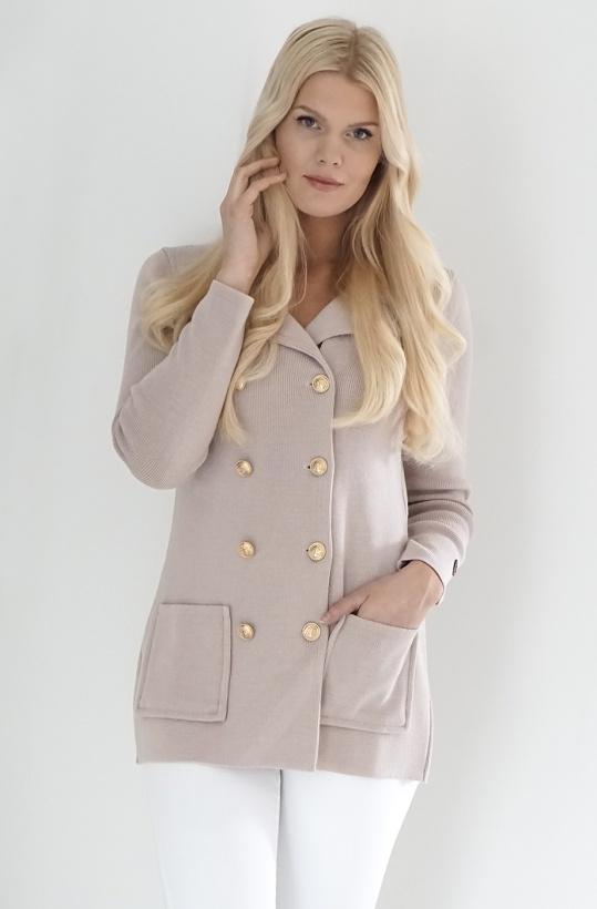 BUSNEL - Victoria Jacket Pink