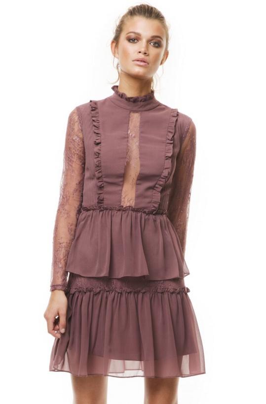 BY MALINA - Gina Mini Dress