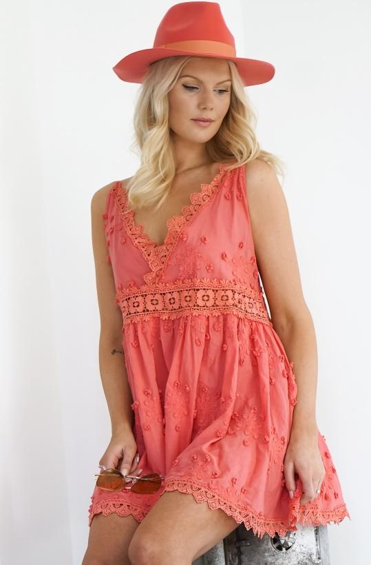 BY MALINA - Issa Mini Dress