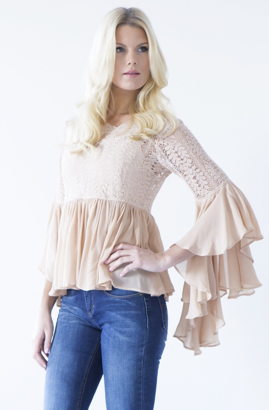 BY TIMO - Lace Blouse