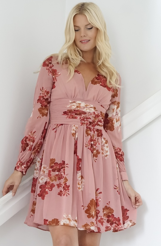 BY TIMO - Bell Sleeve Dress