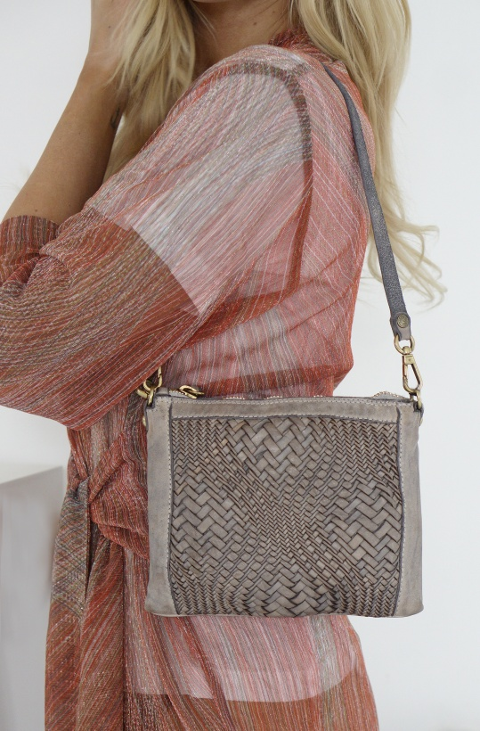 CAMPOMAGGI  - Braided Bag