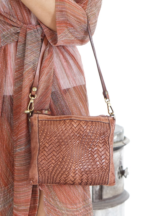 CAMPOMAGGI  - Braided Bag