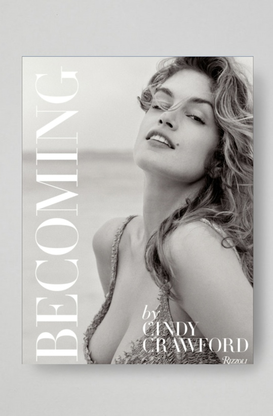 NEW MAGS - Becoming by Cindy Drawford