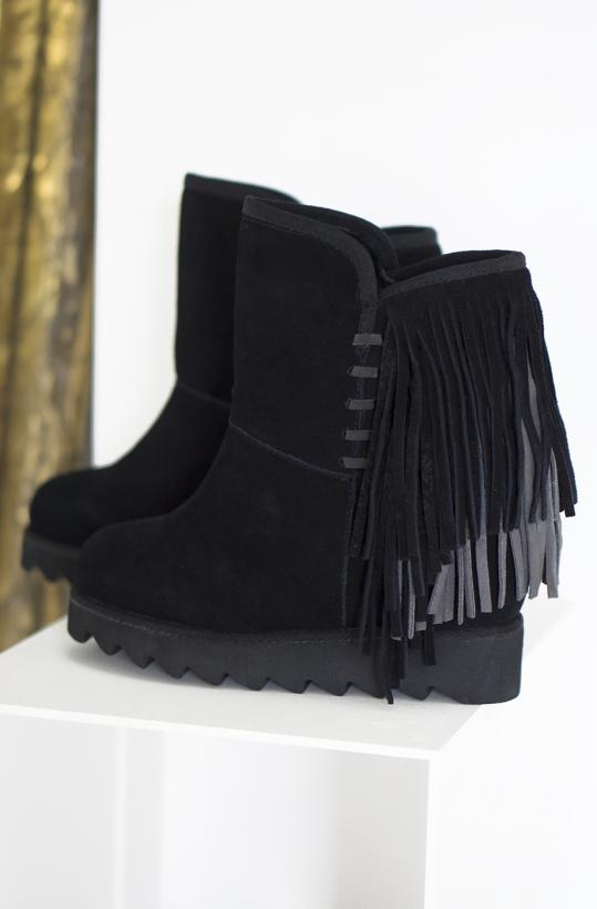 COLORS OF CALIFORNIA - Fringe Wedge