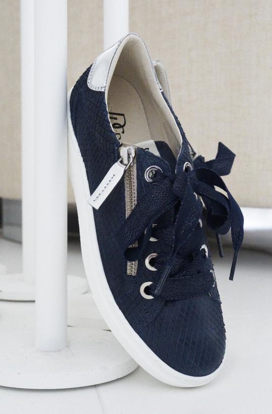 DL Sport - Scarpa Intagliato Jeans