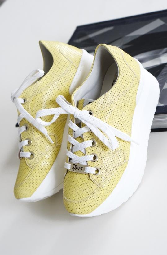 DL SPORT - Platå Sneaker 3865