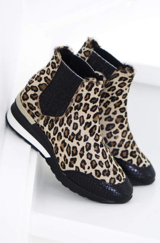 DL SPORT - High Sneaker Leo