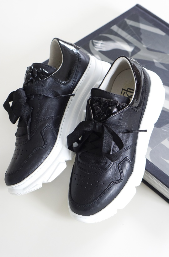 DL SPORT - Exclusive Sneaker with Stones 4278