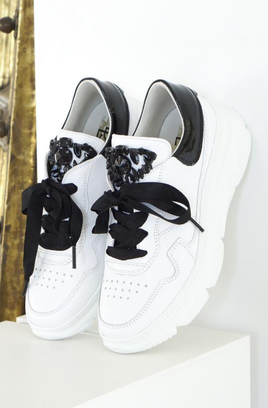 DL SPORT - Exclusive Sneaker with Stones 4278