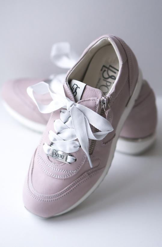 DL SPORT - Pink Sneaker 3429