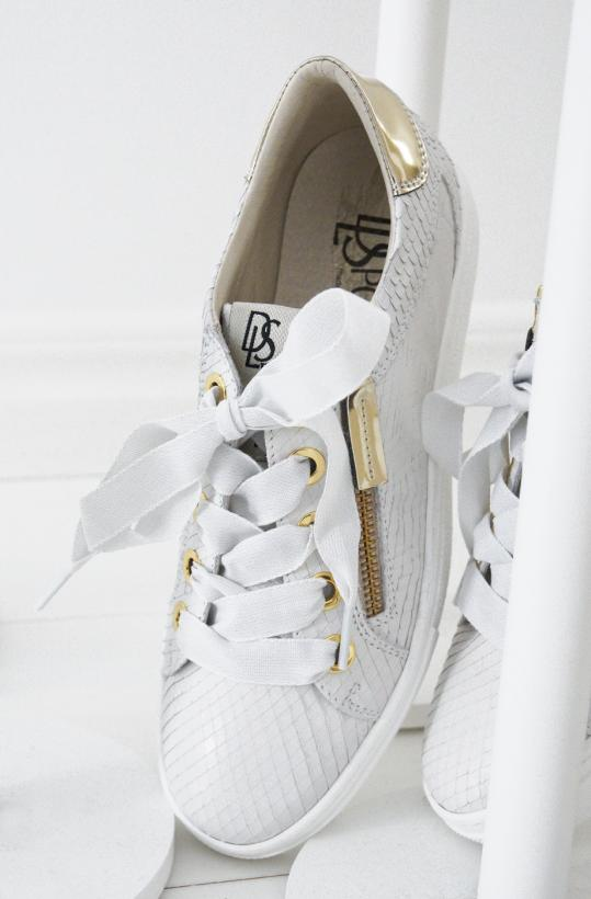 DL Sport - Scarpa Intagliato Bianco