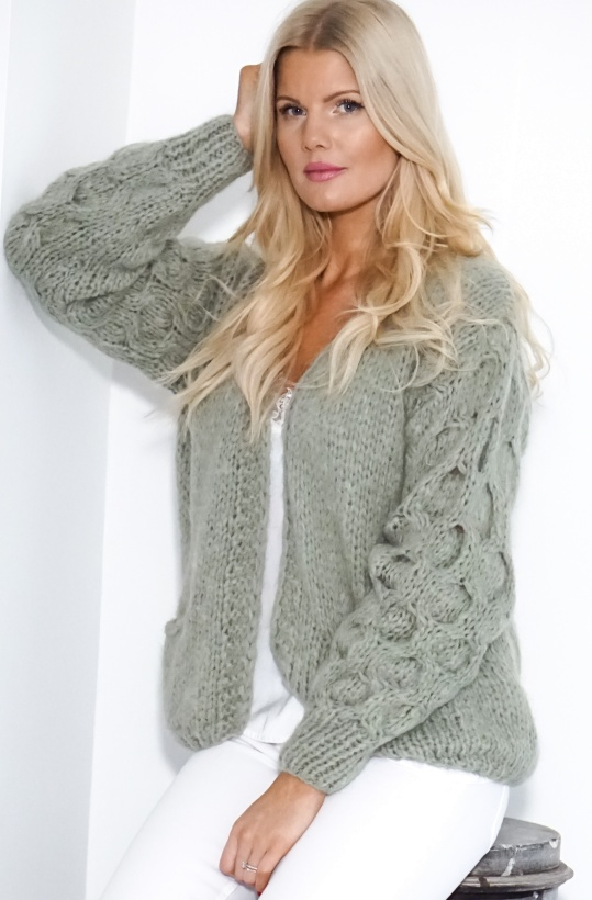 DAWN DARE - Honey Cardigan