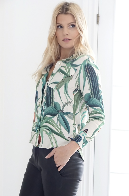 DAYNIGHT CASUAL - Cuba Jungle Shirt