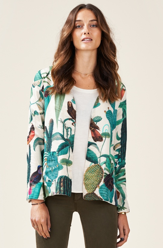 DAYNIGHT CASUAL - Reversible Cardigan