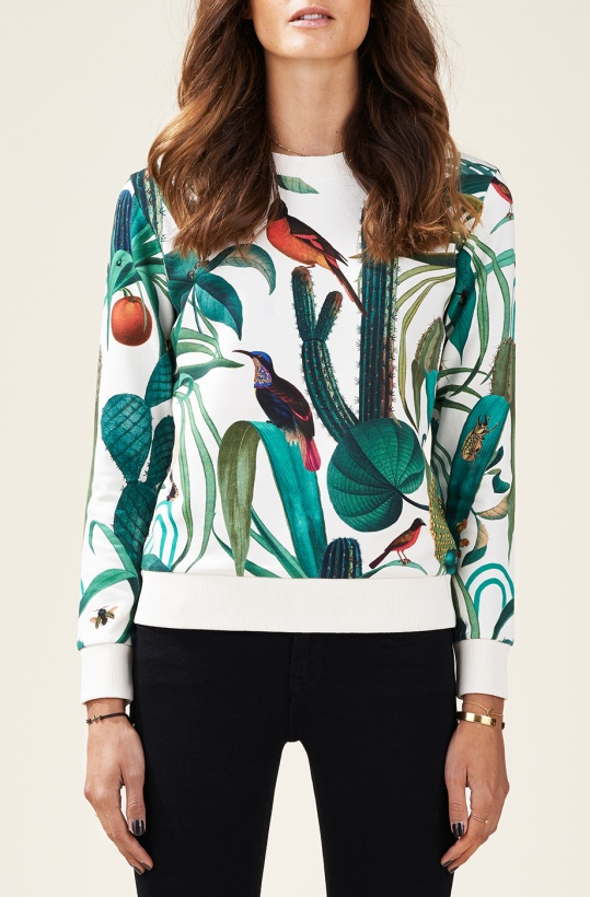 DAYNIGHT CASUAL - Cuba Jungle Sweater