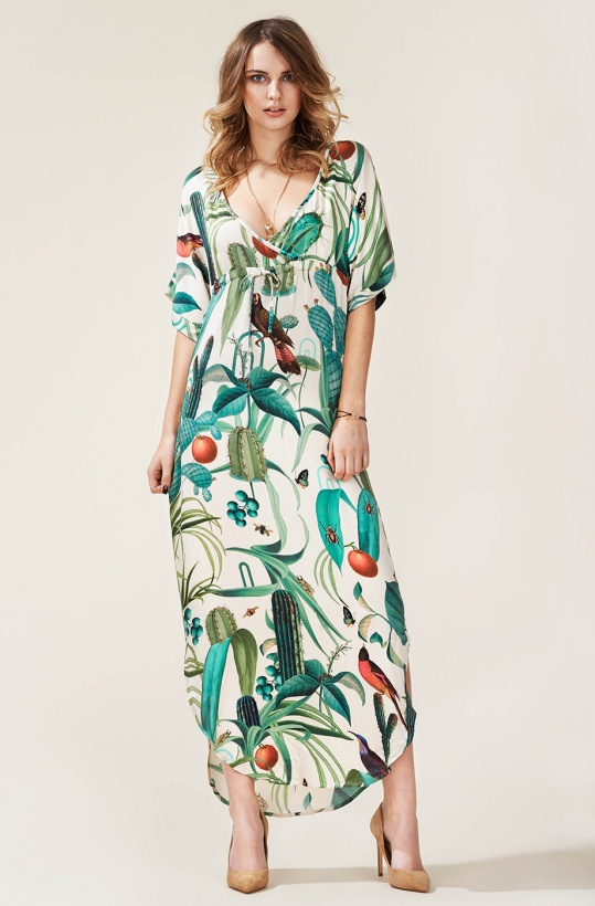 DAYNIGHT CASUAL - Cuba Jungle Kaftan