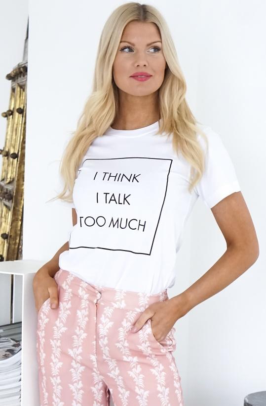 DELICATE LOVE - Talk Tshirt
