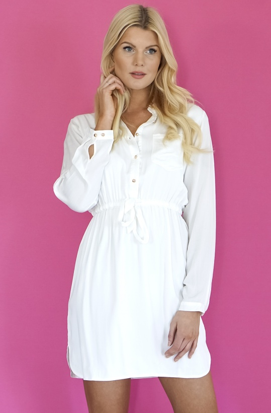 DRY LAKE - Darling Shirt Dress