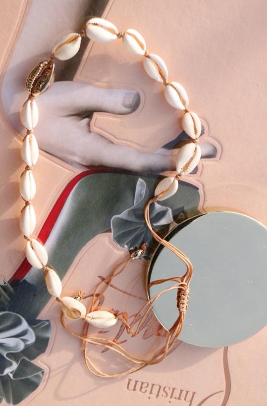 EMM COPENHAGEN - Shell Necklace