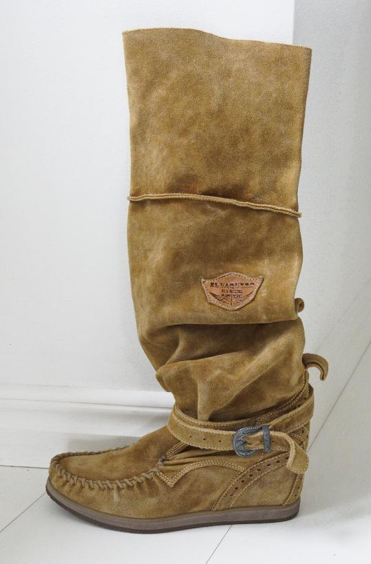 EL VAQUERO - Huntress Boots