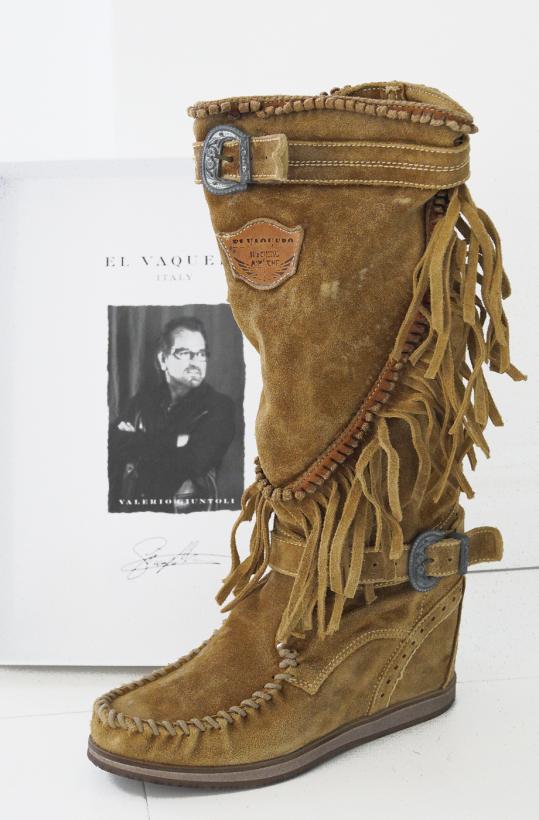 EL VAQUERO - Joplin Kaleido Boot