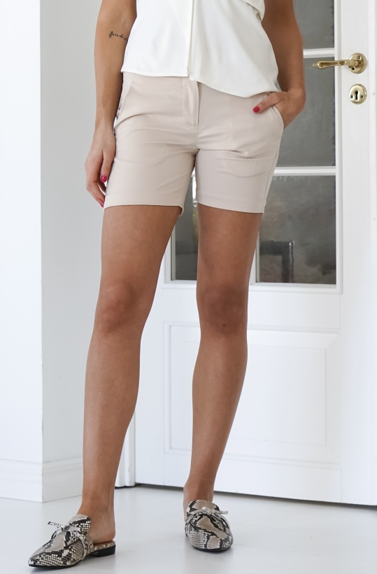 FIVE UNITS - Kylie Shorts Mini Vanilla Sand